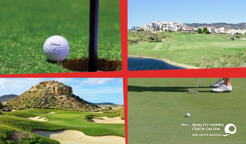 Los 10 mejores campos de golf de Murcia: una guía detallada para golfistas apasionados's Imagen