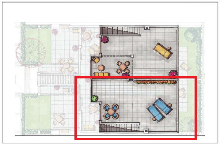 Floor plan for Apartment ref 3295 for sale in Condado De Alhama Spain - Quality Homes Costa Cálida